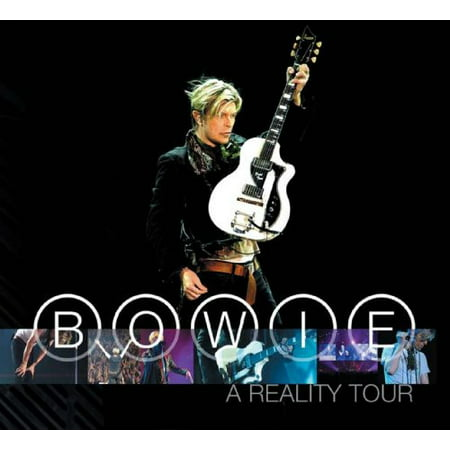 A Reality Tour (CD) (David Bowie Serious Moonlight Tour Support Acts)