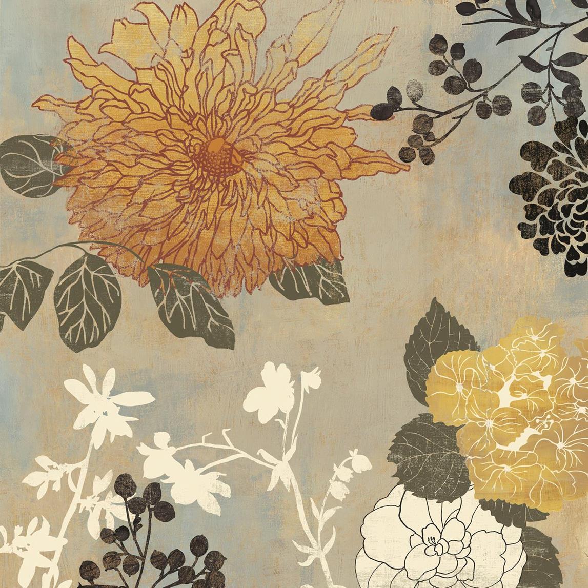 Art Effects Grace Flowers I