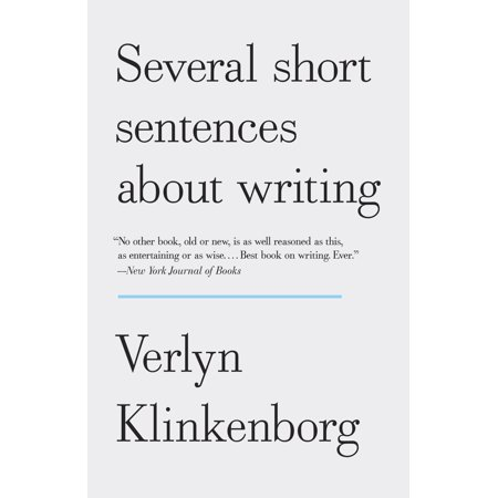 Several Short Sentences About Writing - eBook