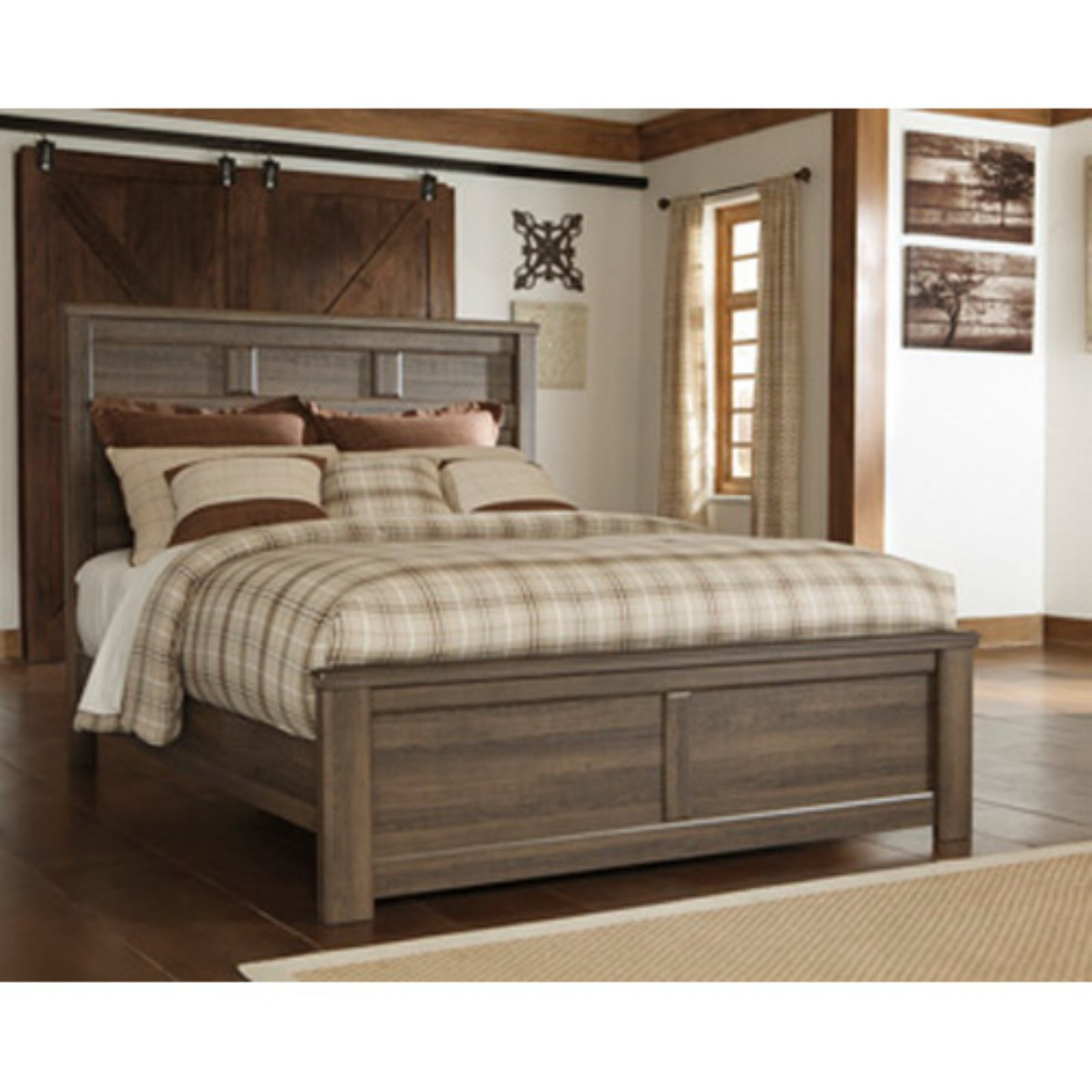 Signature Design by Ashley Juararo Panel Bed