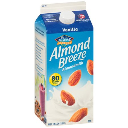 Natural Vanilla Almond Milk