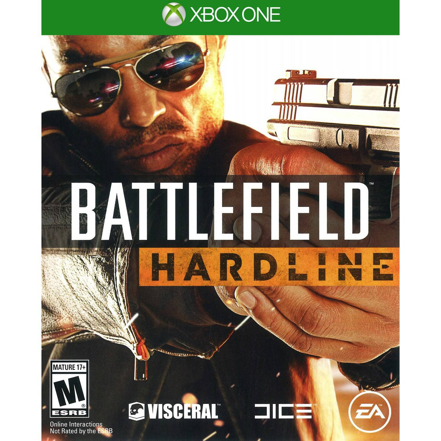 Battlefield: Hardline (Xbox One) - Pre-Owned