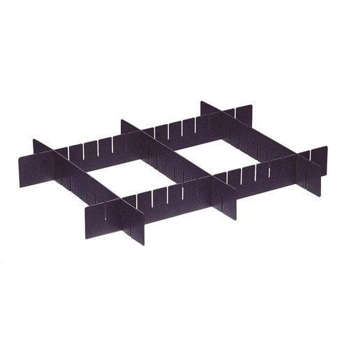 Quantum Storage Conductive Dividable Grid Storage Container Short Dividers for DG91050CO (Set of 6)