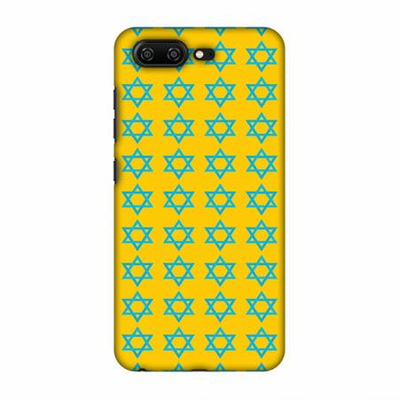 Gionee S10 Case - Hanukkah Pattern 1, Hard Plastic Back Cover. Slim Profile Cute Printed Designer Snap on Case with Screen Cleaning Kit](Hanukkah Accessories)