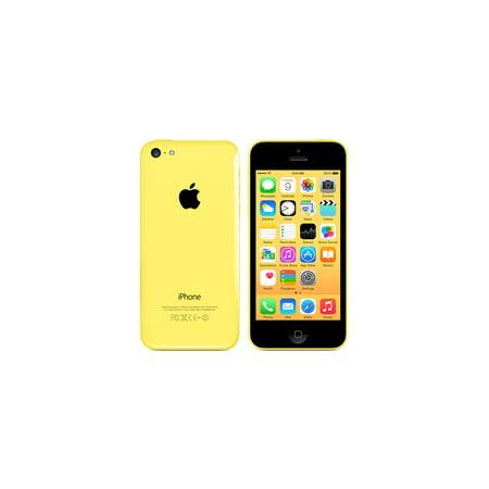 Refurbished Apple Iphone 5C 8Gb Ios Smartphone Verizon Wireless   Yellow