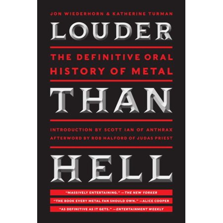 Louder Than Hell: The Definitive Oral History of Metal - image 1 de 1