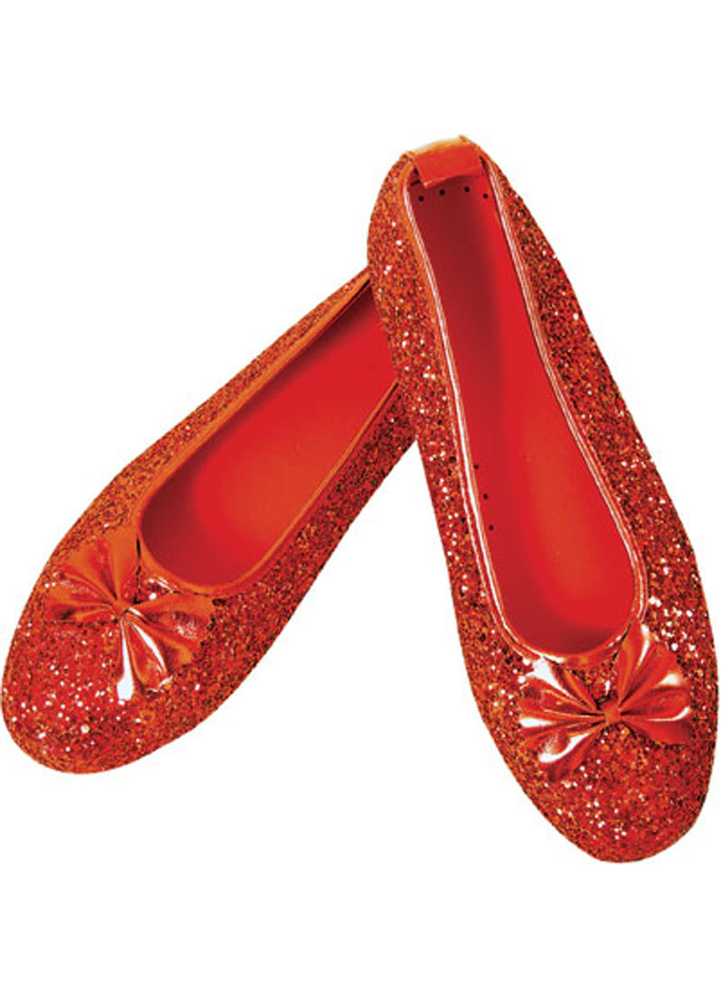 Adult Deluxe Dorothy Shoes Rubies 6316 6478