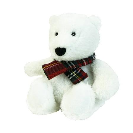 Polar Bear Patch - Polar Bear Cozy Plush Junior