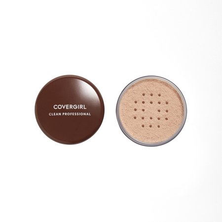 COVERGIRL Clean Professional Loose Powder, Translucent Light for $<!---->