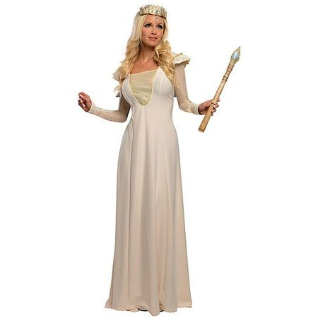 Deluxe Glinda Adult Halloween Costume](Glinda The Good Costume)