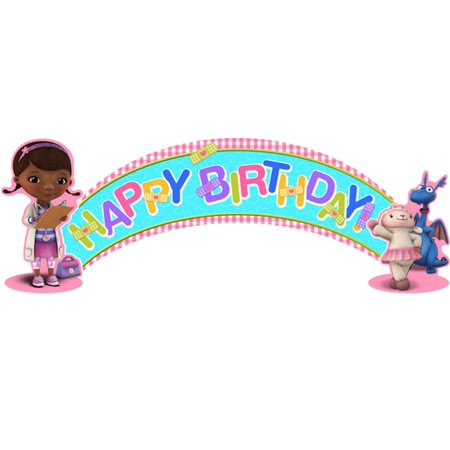 Doc Mcstuffins Birthday Outfit (Doc McStuffins Birthday Banner)
