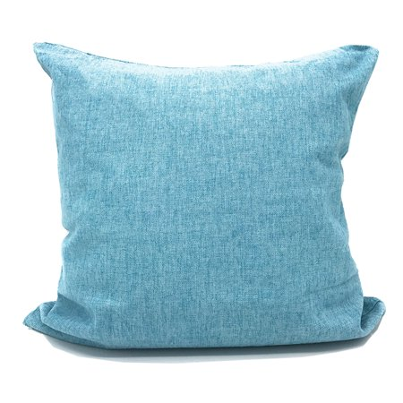 Fennco Styles Plain Design Solid Color Decorative Cushion Case Pillow Cover 17