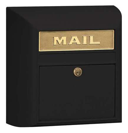 Salsbury Industries Wall Mounted Mailbox by Salsbury industries