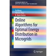 Online Algorithms for Optimal Energy Distribution in Microgrids - eBook