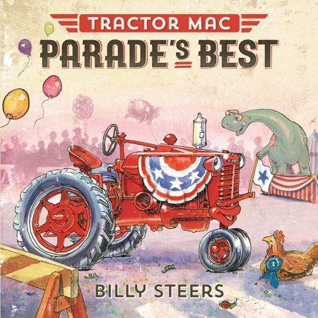 Tractor Mac Parade's Best (Best Paint App For Mac)