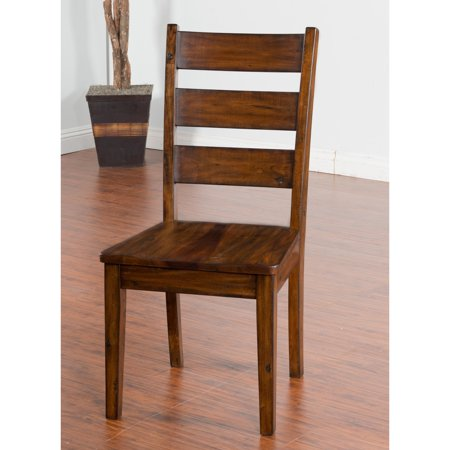 Sunny Designs Tuscany Ladder Back Side Chair ()