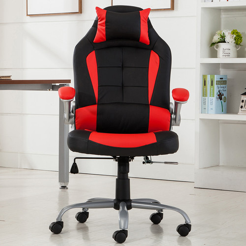 Belleze Office Chair Racing Style High-Back Ergonomic Com...