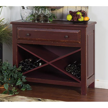 Sunny Designs Accent Chest with Wine (Sunnies Store)