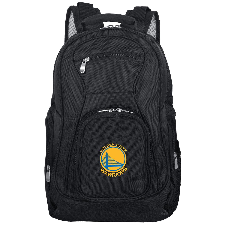 "Golden State Warriors 19"" Laptop Travel Backpack - Black - No Size"