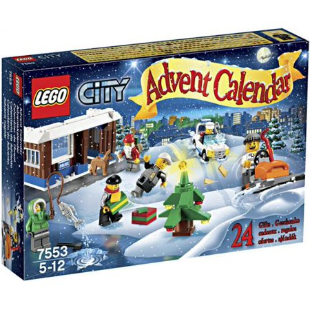 Lego Advent Calendar 7553