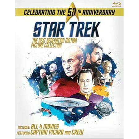 Star Trek Next Generation Uniform (Star Trek: The Next Generation Motion Picture Collection)