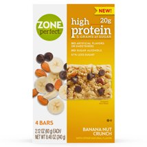 Granola & Protein Bars: ZonePerfect High Protein