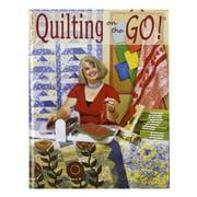 Design Originals Quilting on The Go! Book Multi-Colored