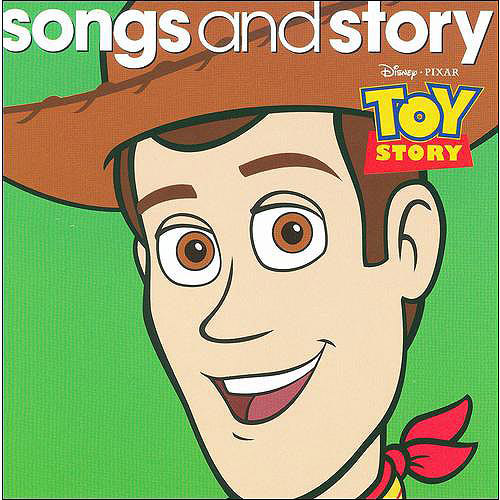 Disney Songs And Story: Toy Story