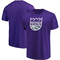 Men's Majestic Purple Sacramento Kings Victory Century T-Shirt