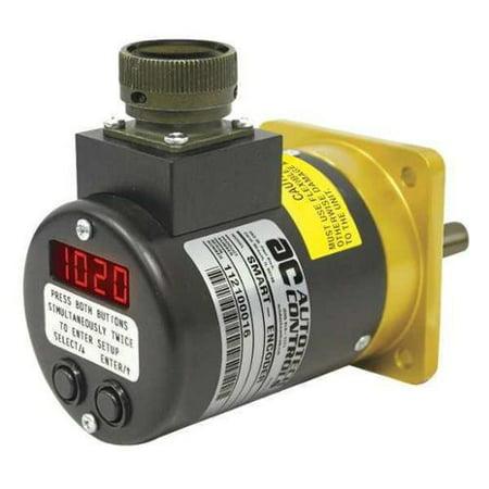 Avg Automation A25 Ra F 30V V S 19Sl Al Encoder Shaft Absolute 3 8 In 5000 Rpm