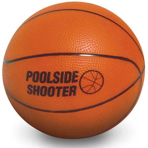Poolmaster Vinyl Side Shooter Water Basketball Pool Toys, Orange by Poolmaster