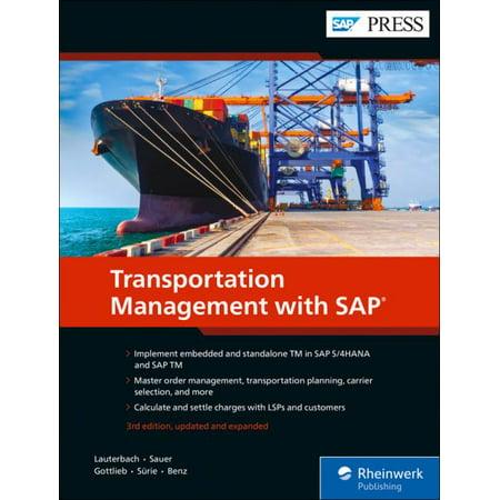 Transportation Management With