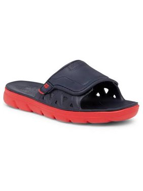 e26f8c1c7e52b6 Product Image Stride Rite Made 2 Play Phibian Slide Sandal (Toddler Little  Kid Big Kid