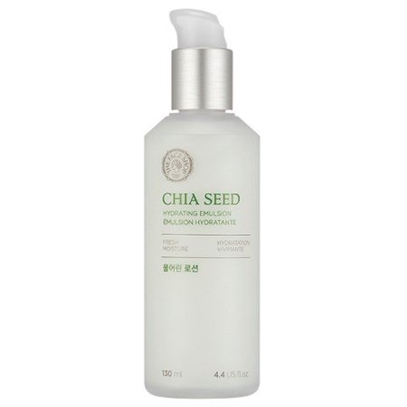 The Face Shop Chia Seed Hydrating Emulsion - 4.4 -