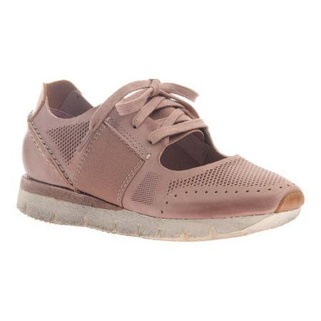 Women's OTBT Star Dust Sneaker Leather Star Creeper Shoe