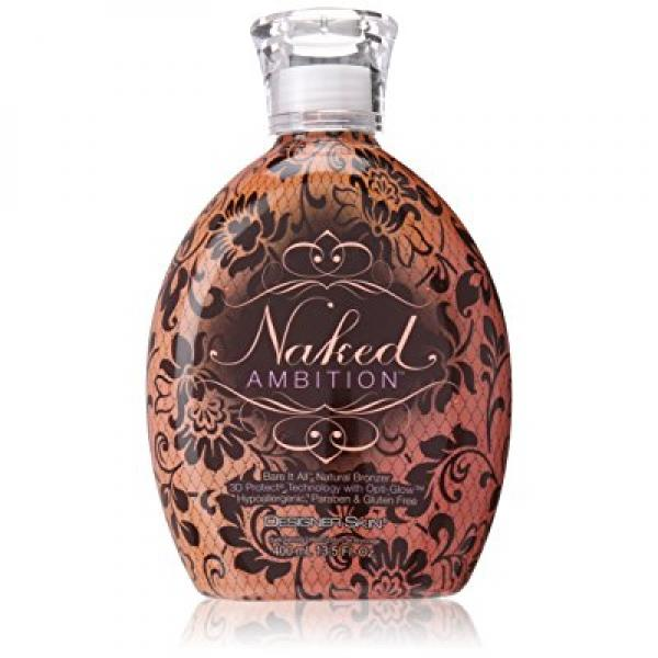 Designer Skin Body Bronzer, Naked Ambition, 13.5 Fluid Ounce