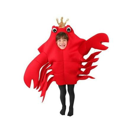 Toddler Crab Costume (Toddler King Crab Costume)
