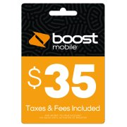 Boost Mobile $35 (Email Delivery)