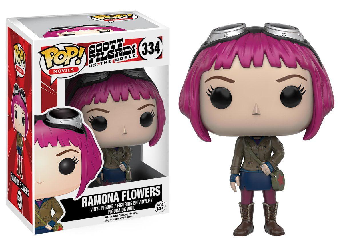 Funko Pop Movies Scott Pilgrim Vs The World Ramona Flowers