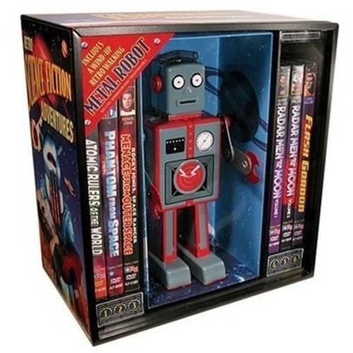Retro Science Fiction Adventures, Vol. 1 by