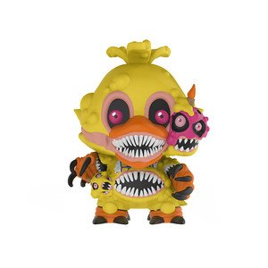 Funko Mystery Mini - FNAF The Twisted Ones - Twisted Chica (Fnaf 4 Halloween Update Trailer)