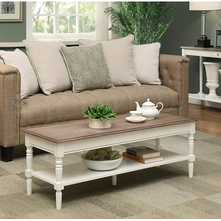 Convenience Concepts French Country Coffee Table ()