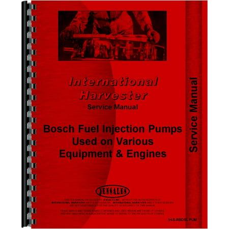 Engine Service Manual For International Harvester E270 Elevating Pay Scraper