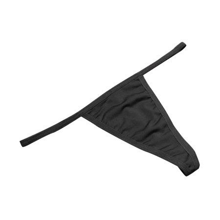 28a9a49c0cfe Elenxs - Women Girl Sexy Low Waist Solid Color G-String Thongs Seamless  Underwear Panties Briefs - Walmart.com