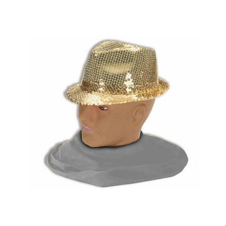 Golf Fedora (Gold Fedora Halloween Costume)