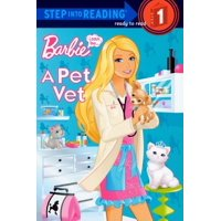 Barbie (Pb): I Can Be a Pet Vet (Hardcover)