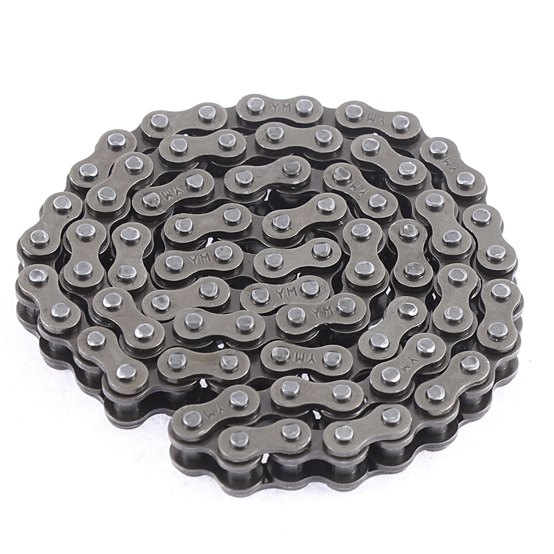 Unique Bargains 82 Links Dark Gray Metal O-Ringroller Drive Timing Chain for Motorcycle Bike