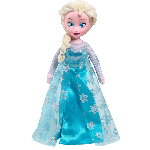 Frozen Elsa Soft Plush Doll