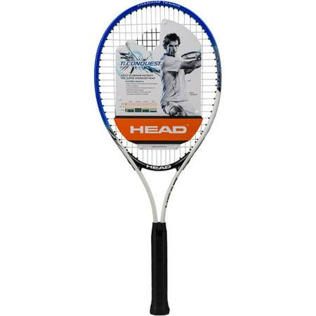 HEAD Ti.Conquest Tennis Racquet (Tennis Racquets Head)