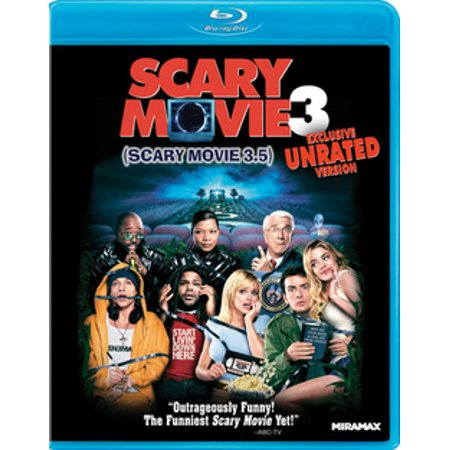 Scary Movie 3 (Blu-ray)](Scary Movies To Rent For Halloween)